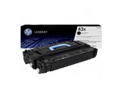Картридж HP 43X (C8543Х) оригинальный