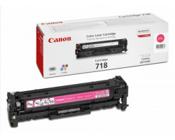 Картридж Canon Cartridge 718 M оригинальный