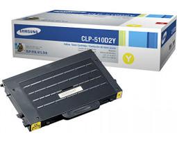 Картридж Samsung CLP-510D5Y оригинальный