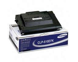 Картридж Samsung CLP-510D7BK оригинальный