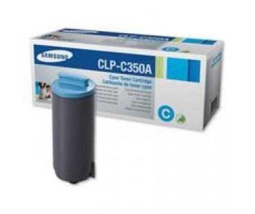 Картридж Samsung CLP-C350A синий
