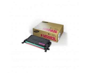 Картридж Samsung CLT-M508L пурпурный