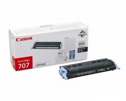 Заправка картриджа Canon Cartridge 707 Bk