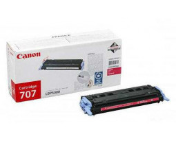 Заправка картриджа Canon Cartridge 707 M