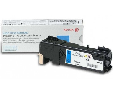 Картридж Xerox 106R01481 оригинальный голубой (синий)