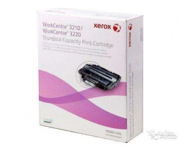 Картридж Xerox 106R01485 оригинальный черный