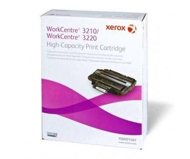 Картридж Xerox 106R01487 оригинальный черный