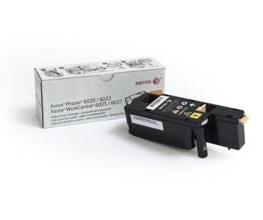 Картридж Xerox 106R02762 оригинальный желтый