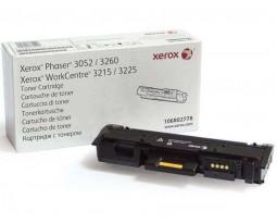 Заправка картриджа Xerox 106R02778