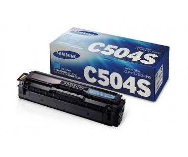 Заправка картриджа Samsung CLT C504S
