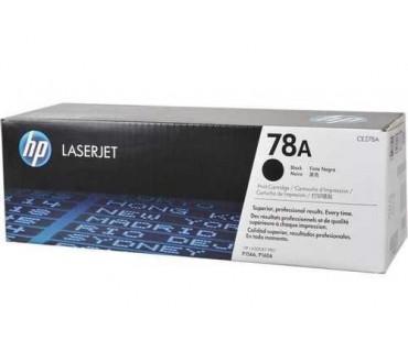 Картридж HP 78A (CE278A) черный оригинальный