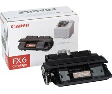 Картридж Canon FX-6 черный оригинальный