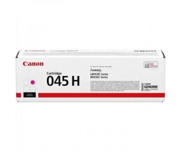 Картридж Canon Cartridge 045H M пурпурный оригинальный