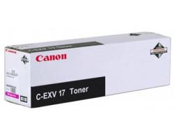 Картридж Canon C-EXV17M оригинальный