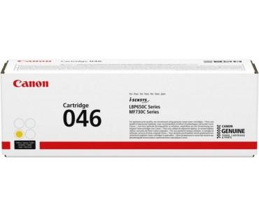 Картридж Canon Cartridge 046 Y желтый оригинальный