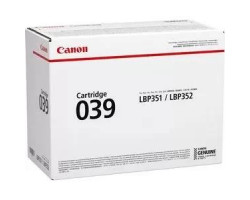 Картридж Canon 039 оригинальный