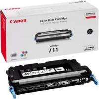 Картридж Canon 711Bk оригинальный