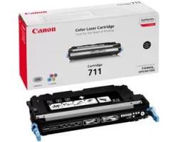 Картридж Canon Cartridge 711 Bk оригинальный