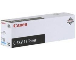 Картридж Canon C-EXV17C оригинальный