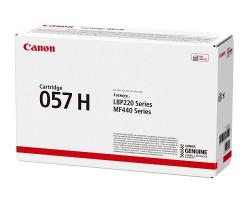 Картридж Canon Cartridge 057H Bk оригинальный
