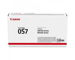 Картридж Canon Cartridge 057Bk оригинальный
