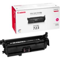 Картридж Canon Cartridge 723 M оригинальный