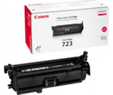 Картридж Canon Cartridge 723 M пурпурный оригинальный