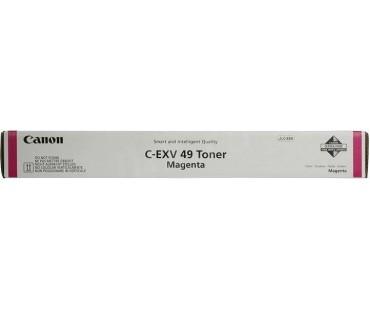 Заправка картриджа Canon C-EXV49M