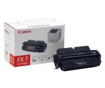 Картридж Canon FX-7 черный оригинальный