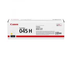 Картридж Canon Cartridge 045H Y оригинальный