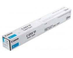 Картридж Canon C-EXV51C оригинальный