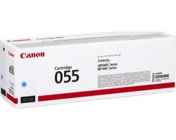 Картридж Canon Cartridge 055 C оригинальный