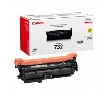 Картридж Canon Cartridge 732 Y