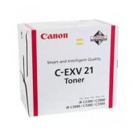 Заправка картриджа Canon C-EXV21M