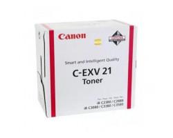 Картридж Canon C-EXV21M оригинальный
