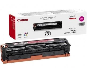 Заправка картриджа Canon Cartridge 731 M