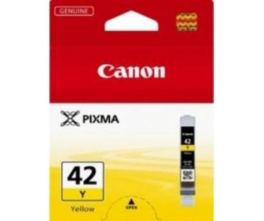 Картридж Canon CLI-42Y оригинальный