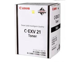 Картридж Canon C-EXV21Bk оригинальный