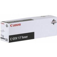 Картридж Canon C-EXV17Bk оригинальный