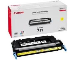 Картридж Canon Cartridge 711 Y оригинальный
