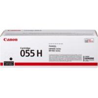 Заправка картриджа Canon Cartridge 055H Bk