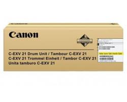 Фотобарабан Canon C-EXV21Y Drum оригинальный