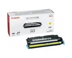 Картридж Canon Cartridge 717 Y оригинальный