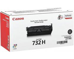 Картридж Canon Cartridge 732H Bk оригинальный