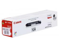 Картридж Canon 729Bk оригинальный