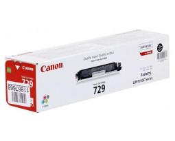 Заправка картриджа Canon Cartridge 729 Bk