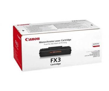 Картридж Canon FX-3 черный оригинальный