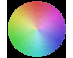 цветной