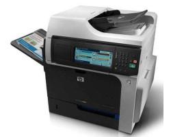 HP Color LaserJet Enterprise MFP CM4540