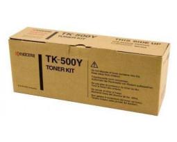 Заправка картриджа Kyocera TK-500Y